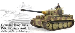 1/24th Scale FOV/Walterson's Radio Control German Tiger 1 Late Tank