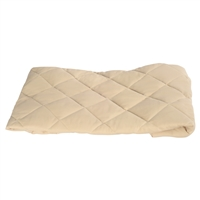 Fitted Cover SmallSize - Peach Skin - For Small-Size Wedge (COVER ONLY)