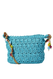 wholesale straw shoulder bags purses