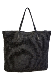 wholesale beach bags woven toyo straw tote