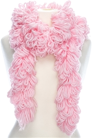 Wholesale Loopy Scarves - Boa