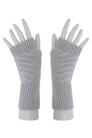 wholesale knit fingerless gloves