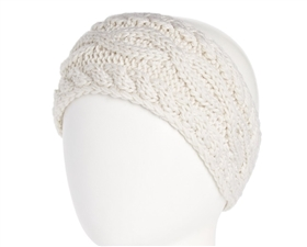 Wholesale Cable Knit Headbands with a Twist