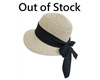 wholesale lampshade sun hat linen bow