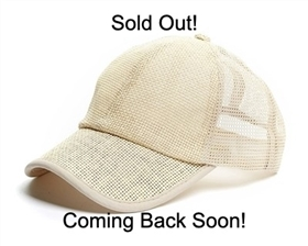 wholesale straw womens caps - trucker hats