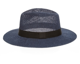 Wholesale Womens Panama Hats - Knitted Toyo Straw Hat