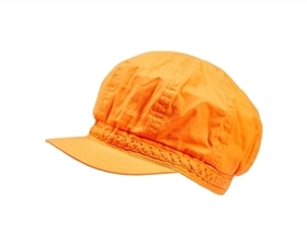 wholesale cotton cabbie hat ladies fashion caps