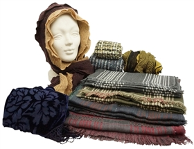 Wholesale Winter Accessories Grab Bag - Scarves