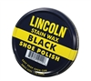Rothco Lincoln Usmc Black Stain Wax Shoe Polish 10110