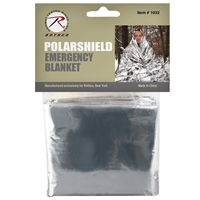 Rothco Polarshield Survival Lightweight Emergency Blanket - 1032
