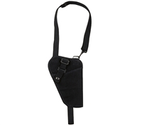 Rothco Black Canvas Shoulder Holster - 10374