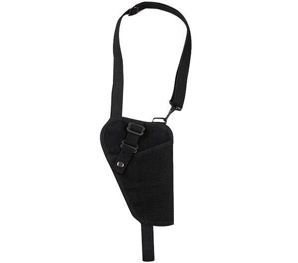 Rothco Black Canvas Shoulder Holster 10374 for sale online
