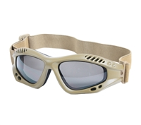 Rothco Coyote Tactical Goggles - 10376