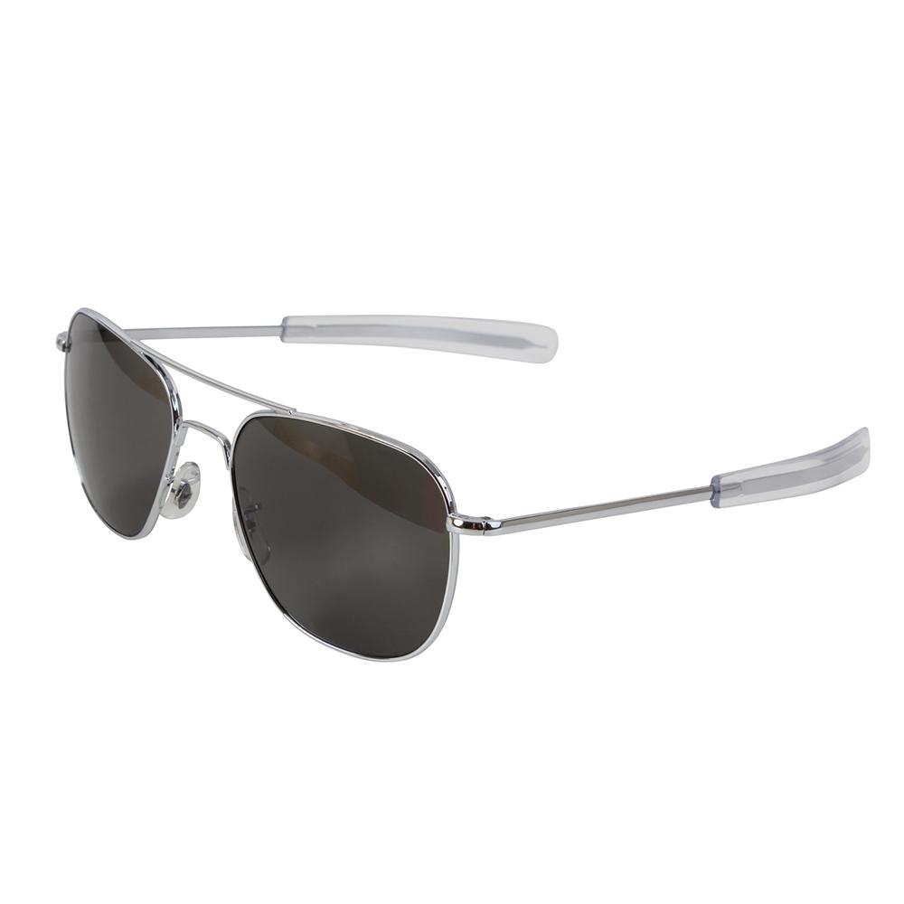 7e120e401e Rothco Black American Optics 57 mm Genuine Government Air Force Pilot  Sunglasses - 10700