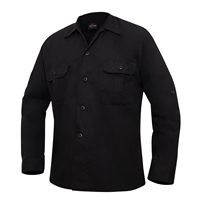 Rothco Black Lightweight Tactical Shirt  - 10725
