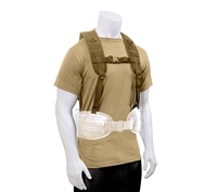 Rothco  Coyote Brown Battle Harness - 1107