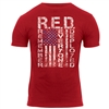 Rothco Athletic Fit  R.E.D T-Shirt 1182