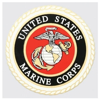 Rothco US Marine Corps Seal Decal - 1219