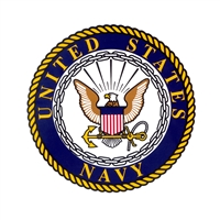Rothco United States Navy Decal - 1221