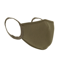 Rothco Coyote Reusable 3-Layer Face Mask - 1279