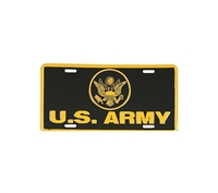 Rothco Army License Plate - 1377