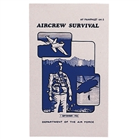 Rothco Aircrew Survival Manual - 1408