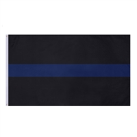 Rothco Thin Blue Line Flag - 1524