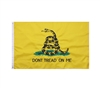 Rothco Deluxe Don't Tread On Me Flag - 1566