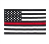 Rothco Thin Red Line US Flag - 1596