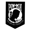 Rothco Pow Mia Decal - 1699