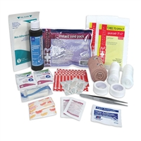 Rothco Tactical First Aid Kit Contents 1710