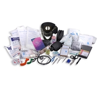 Rothco Military Trauma Kit Contents 1711