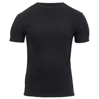 Rothco Athletic Fit Solid Color Military T-Shirt 1713