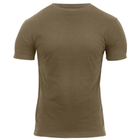 Rothco Athletic Fit Solid Color Military T-Shirt 1747