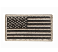 Rothco Us Flag Patch With Hook and loop - 17782