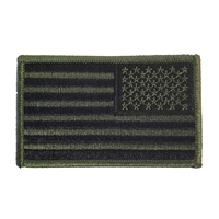 Rothco Reverse Subdued Us Flag Patch - 17788