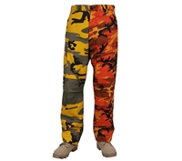 Rothco 1830 Two-Tone Camo BDU Pants