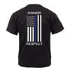 Rothco Honor and Respect T-Shirt - 1844