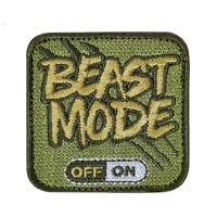 Rothco Beast Mode Patch - 1869