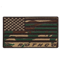 Rothco Brand US Flag Patch - 1878