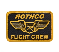 Rothco Flight Crew Morale Patch 1881