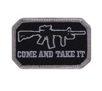 Rothco Come and Take It Patch 1892