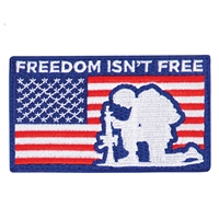 Rothco Freedom Isn't Free Patch - 1899