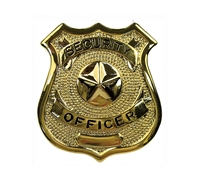 Rothco Security Officer Badge - 1905