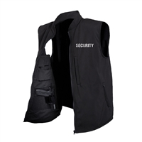 Rothco Concealed Carry Soft Shell Security Vest - 1961