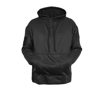 Rothco Black Concealed Carry Hoodie 2071