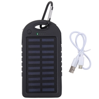 Rothco Waterproof Solar Power Bank 2111