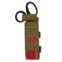 Rothco Molle Tourniquet and Shear Pouch - 2123