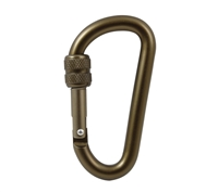 Rothco 80mm Locking Accessory Carabiner - 214
