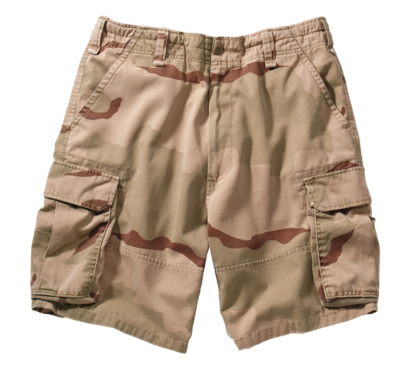 15908250fe Rothco Vintage Cargo Shorts - 2150. View Larger Photo ...